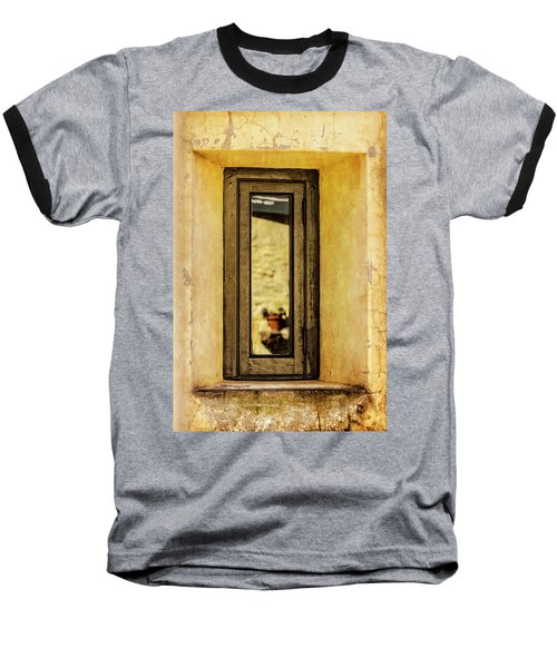 Narrow Reflections Baseball T-Shirt