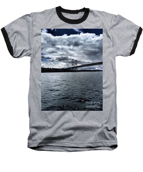 Narrows Bridge Baseball T-Shirt