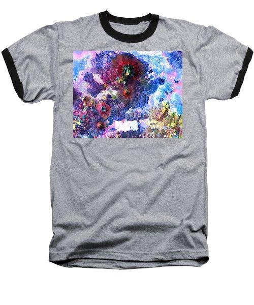 Nasa Image-andes Mts., Chile - Bolivia-2  Baseball T-Shirt