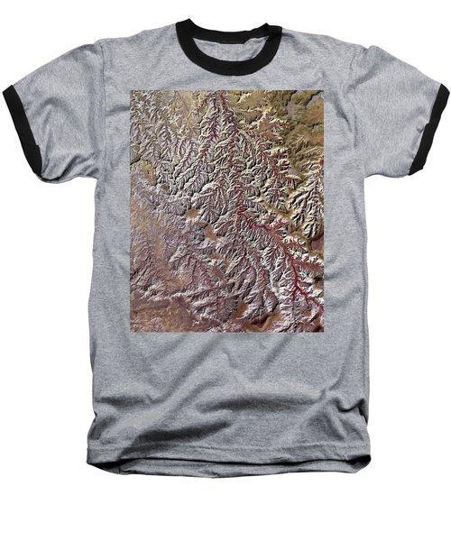 Nasa Image-canyonlands National Park, Utah-2 Baseball T-Shirt