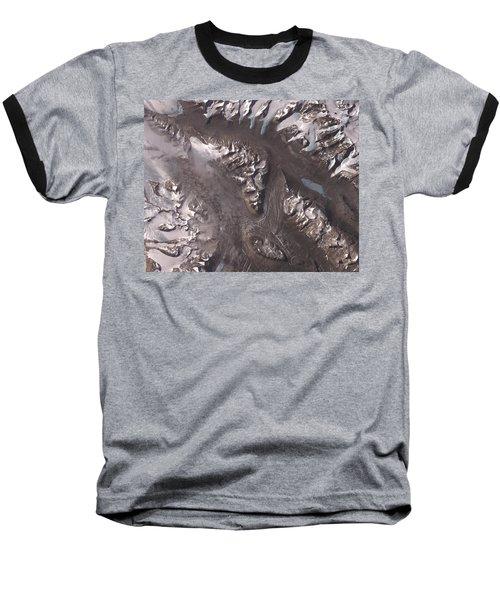 Nasa Image-dry Valleys, Antarctica-2 Baseball T-Shirt
