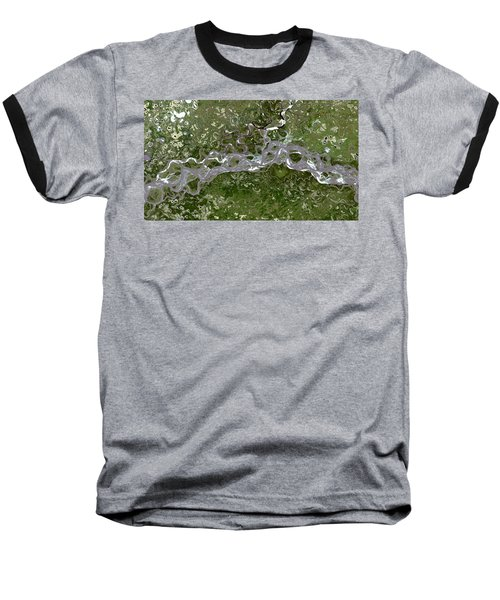 Nasa Image-fort Yukon, Alaska-2 Baseball T-Shirt