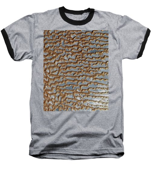Nasa Image-rub' Al Khali, Arabia-2 Baseball T-Shirt