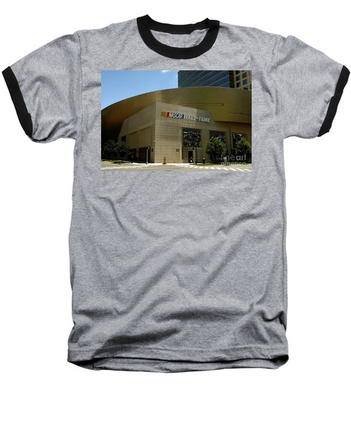 Nascar Hall Of Fame Baseball T-Shirt