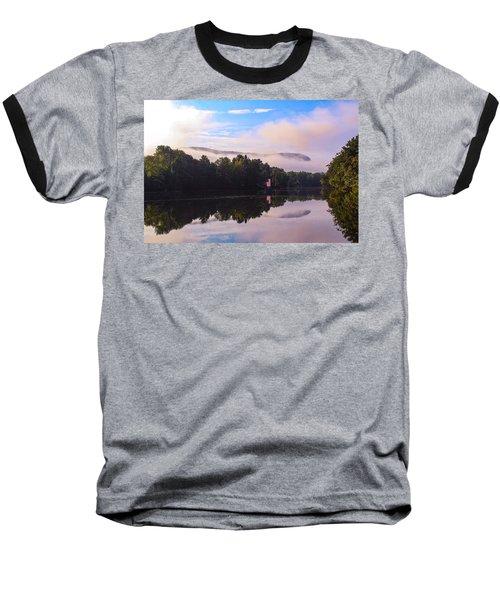 Nashawannuck Pond, Easthampton, Ma Baseball T-Shirt
