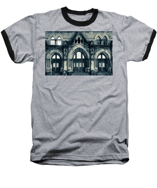Nashville Customs House Baseball T-Shirt