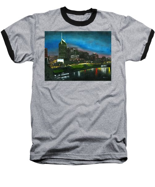 Nashville Nights Baseball T-Shirt