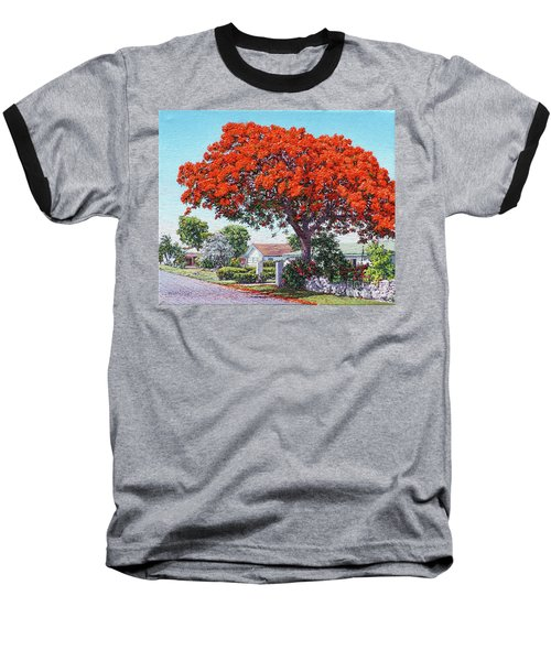 Nassau East Blvd.  Baseball T-Shirt