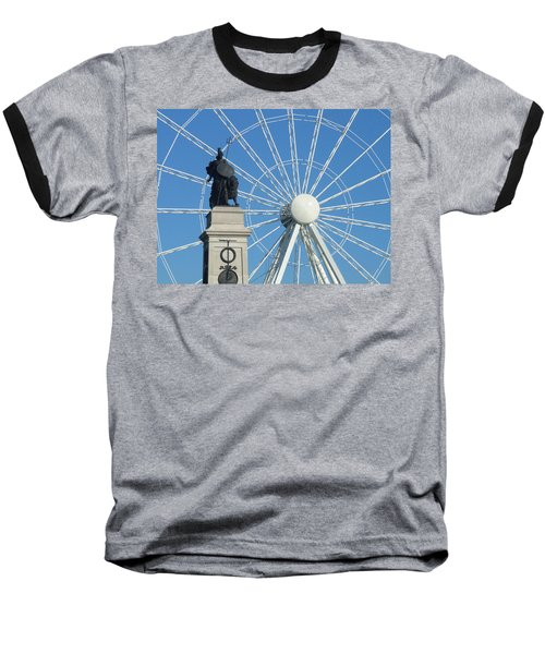National Armada Memorial Baseball T-Shirt