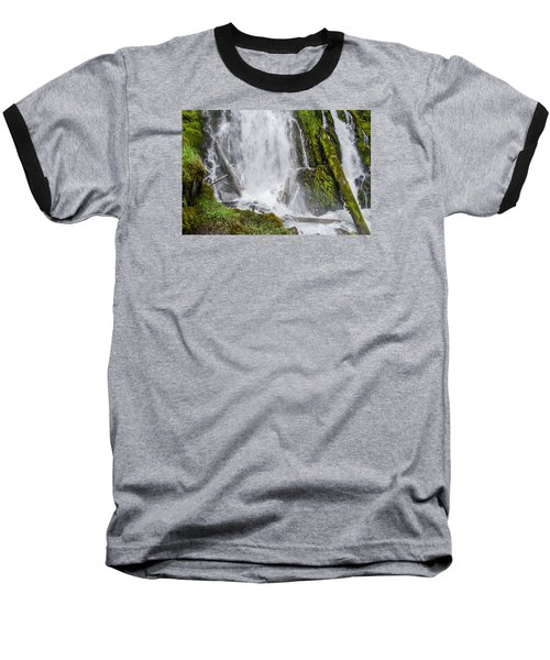 National Falls 2 Baseball T-Shirt