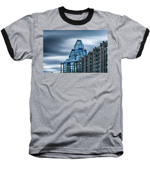 National Gallery Of Canada Baseball T-Shirt