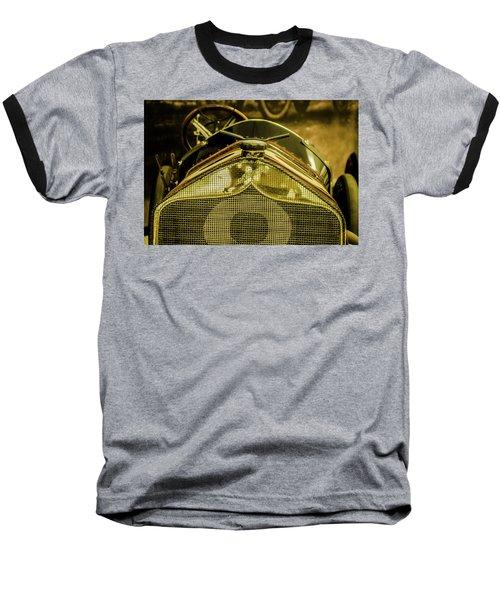 Indy Race Car Museum Baseball T-Shirt