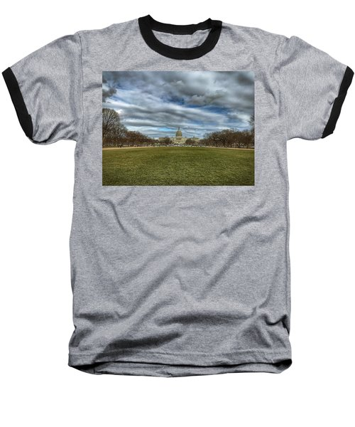 National Mall Baseball T-Shirt
