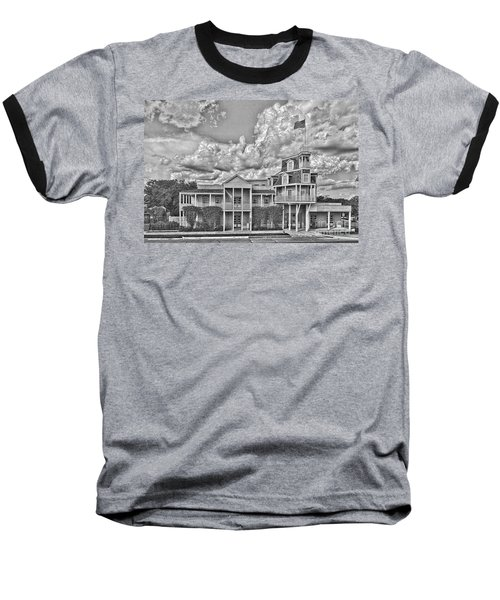 National Museum Of The Pacific War Baseball T-Shirt