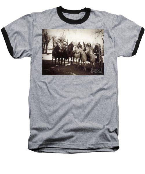 Native American Chiefs Baseball T-Shirt