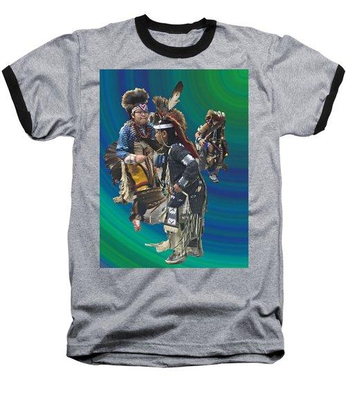 Native Children Entrance Baseball T-Shirt
