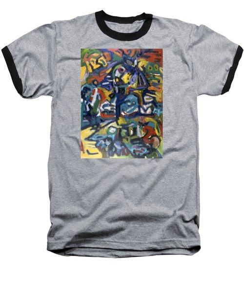 Native Colourz Baseball T-Shirt