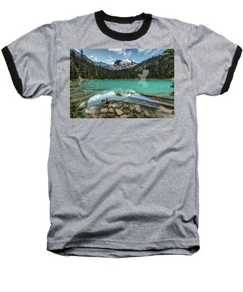 Baseball T-Shirt featuring the photograph Natural Beauty Of British Columbia by Pierre Leclerc Photography