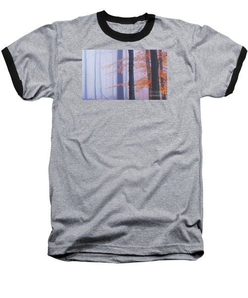 Natural Bliss Baseball T-Shirt by Rima Biswas
