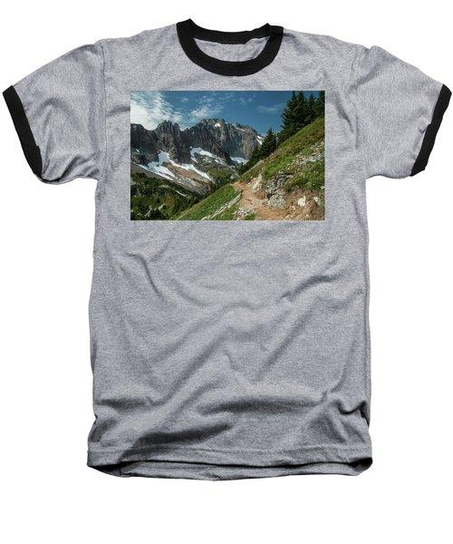 Natural Cathedral Baseball T-Shirt