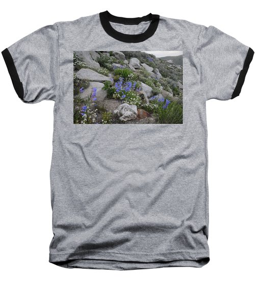 Baseball T-Shirt featuring the photograph Natural Garden by Jenessa Rahn