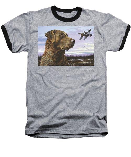 Natural Instinct - Chessie Baseball T-Shirt