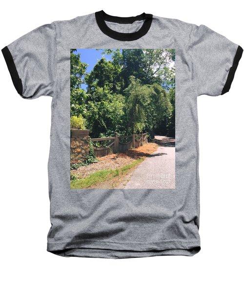 Natural Journey Baseball T-Shirt