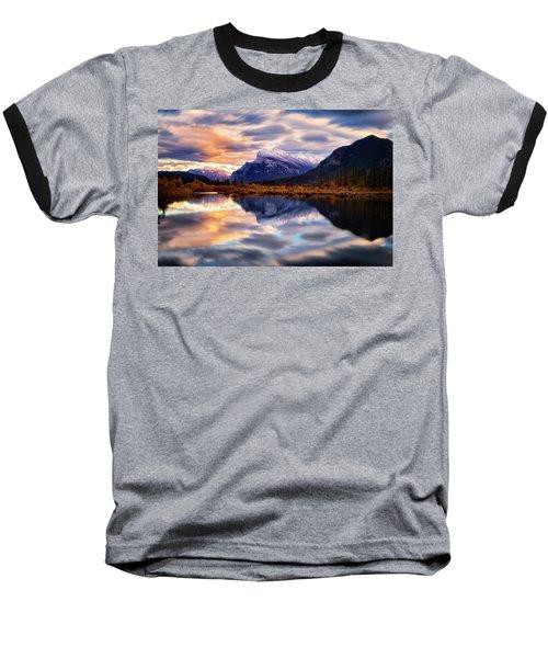 Natural Mirror Baseball T-Shirt by Nicki Frates