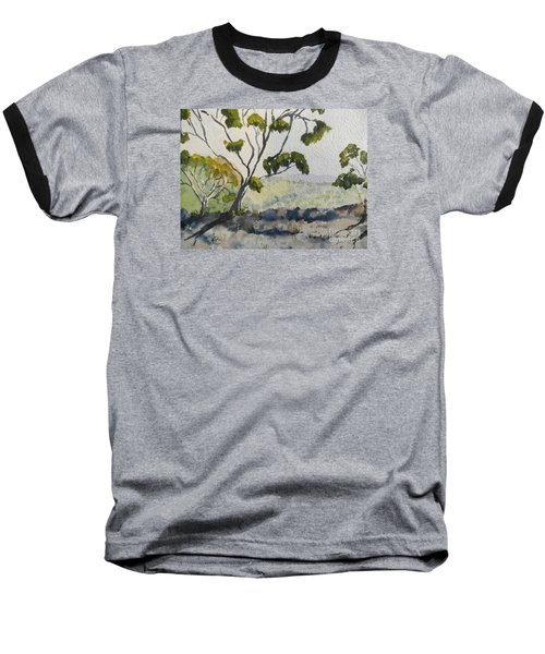 Natural Park A Shoalhaven Baseball T-Shirt