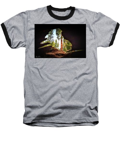 Natural Window Baseball T-Shirt