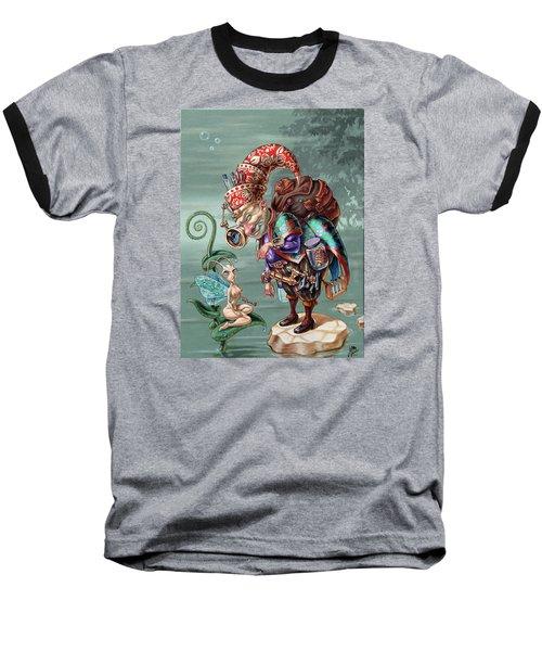 Naturalist Baseball T-Shirt