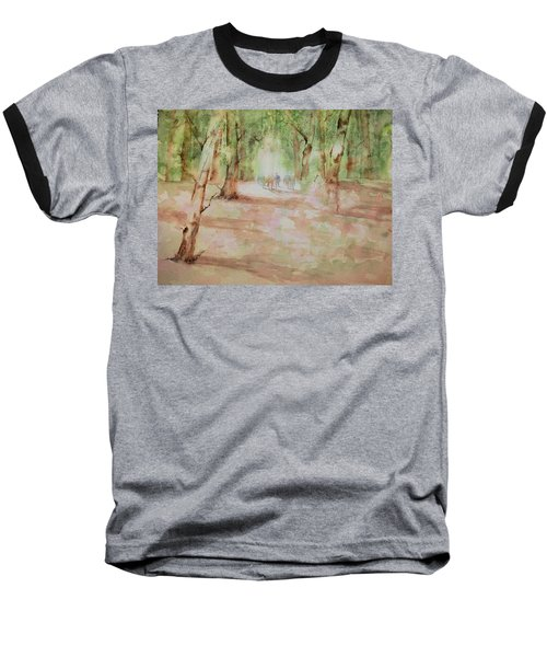 Nature At The Nature Center Baseball T-Shirt