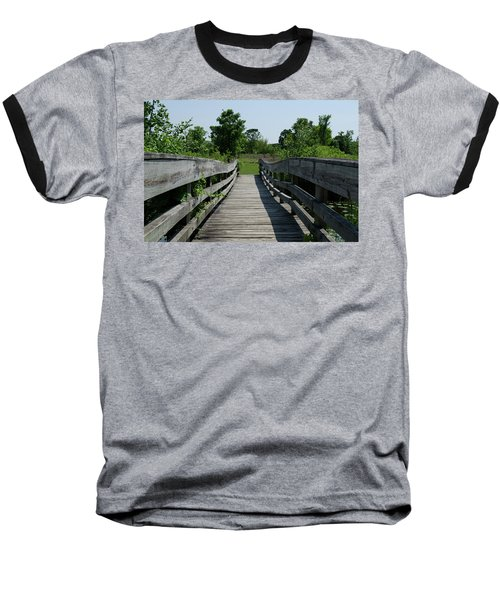 Nature Bridge Baseball T-Shirt