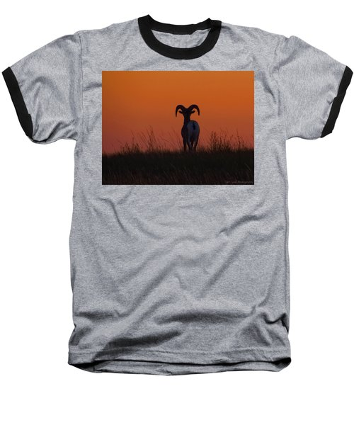Nature Embracing Nature Baseball T-Shirt