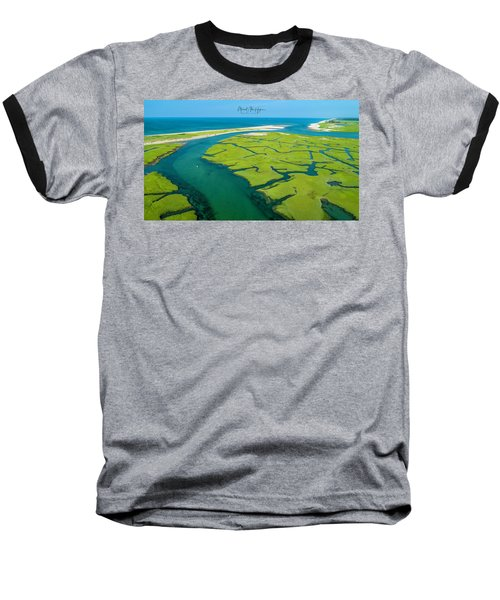 Nature Kayaking Baseball T-Shirt