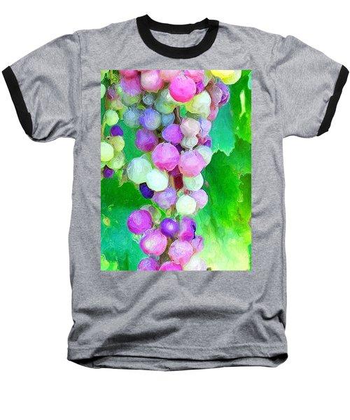 Nature Made  Baseball T-Shirt by Heidi Smith