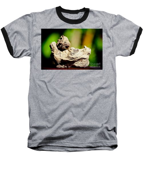 Nature Sculpture Artmif Baseball T-Shirt