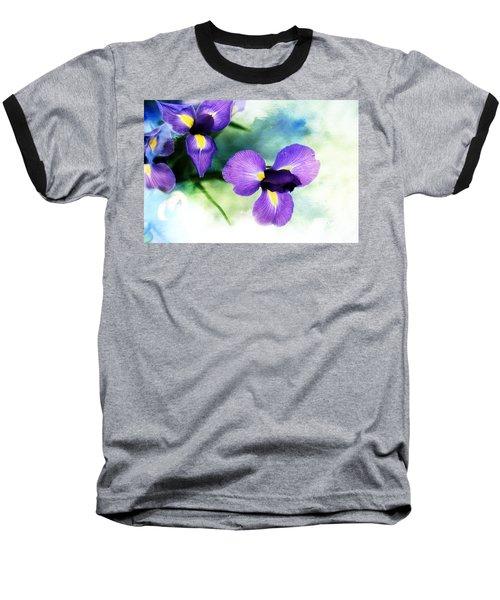 Nature Splash Baseball T-Shirt