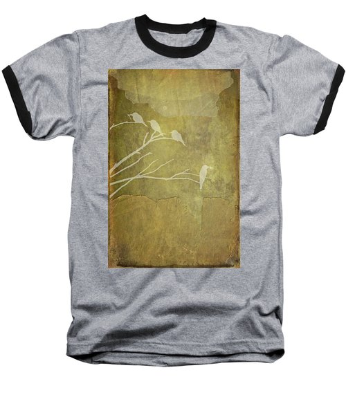 Nature Study In Gold  Baseball T-Shirt