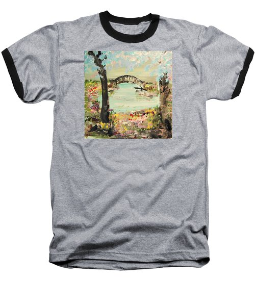 Nature Walk Baseball T-Shirt