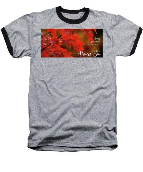 Nature202 Baseball T-Shirt by David Norman