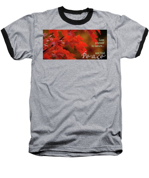 Nature202 Baseball T-Shirt