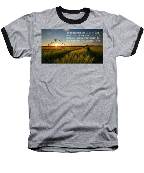 Nature710 Baseball T-Shirt