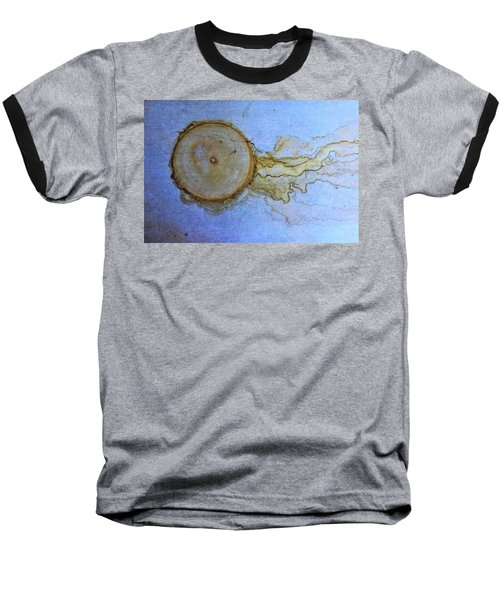 Nature's Abstract Baseball T-Shirt