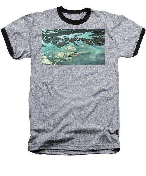 Natures Art On Barnegat Bay Baseball T-Shirt