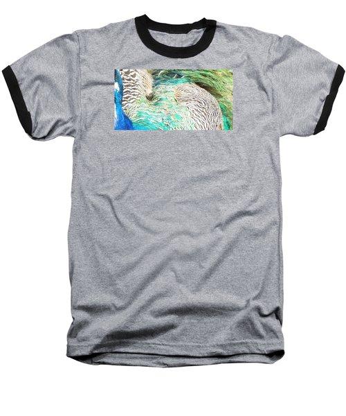 Natures Artwork Baseball T-Shirt
