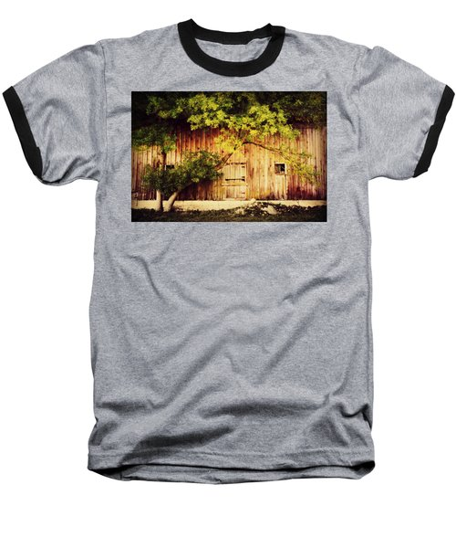 Natures Awning Baseball T-Shirt
