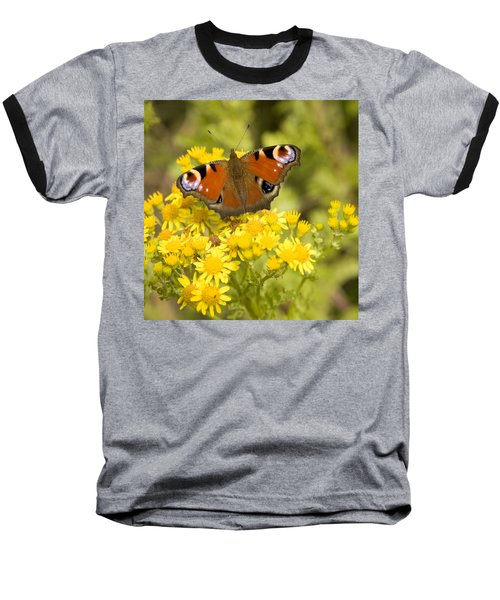 Baseball T-Shirt featuring the photograph Nature's Beauty by Ian Middleton
