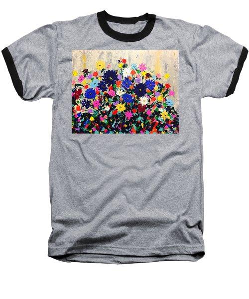 Natures Bouquet  Baseball T-Shirt