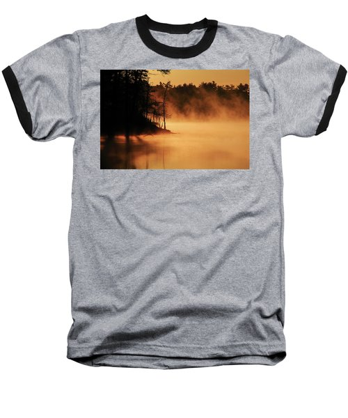 Nature's Breath Baseball T-Shirt
